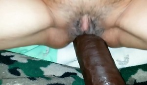 First bbc anal for Despondent amatuer get hitched Audrey homemade xxxmodel pornography