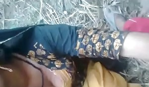 Desi village bhabi outdoor swell up will not hear of devar dic