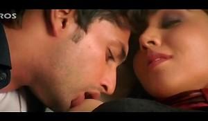 Hammer Bollywood kiss