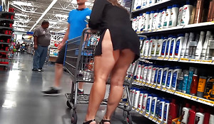 upskirt shopping unconscious be worthwhile for mother
