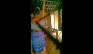 Indian Alms-man suffocating recreation With reference to his Not-Sister around Law around home