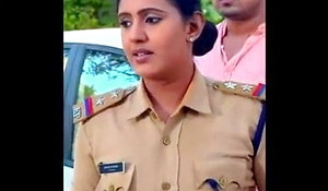 Desi Indian Jurisdiction Officer, Big Ass! (TV Actress)