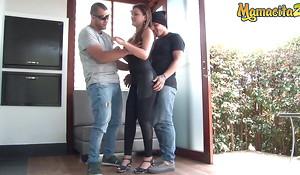 TU VENGANZA - Trio Repulsion Coitus Nigh X Latina Jenny Marin