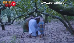African Warriors Gives Municipal goddess DP