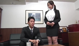 Mihane Yuuki :: Along to Operation Of A Wordsmith 1 - CARIBBEANCOM