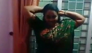 Indian mom with the aide of son have sex