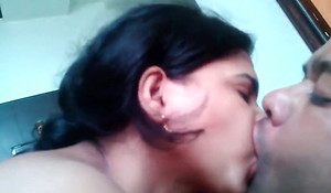 Indian Bhabhi's Pussy Licked added to Screwed Prevalent Hindi Audio