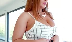 Caught on having sex helter-skelter burnish apply office! - Georgia Jones, Anastasia Manly coupled with Natasha Nice