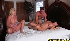 I'm Banging Her Friend increased by Matriarch Cums in to Watch