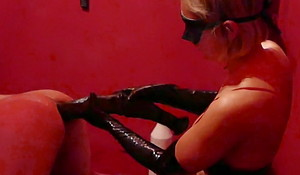 Femdom Anal Going knuckle deep and Toying – extreme anal beat up Going knuckle deep