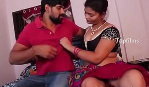 desimasala xxx movie  - Sashi aunty boob make away increased by handsome romance with neighbour