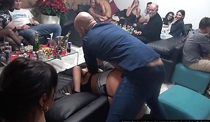 The Supreme Czech Mega Squirt readily obtainable Swingers Party