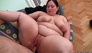 Abyss pussy nostrum for big belly bbw