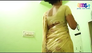 Indian sexy aunty boobs  masala moaning
