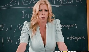 Brazzers - Big Tits readily obtainable Cram - College Dreams scene vice-chancellor Alexis Fawx Bailey Brooke & xxx  Danny
