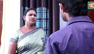 saree aunty seducing and flashing to TV reform lad  xxx movie