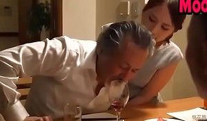 Japanese wife cheating apropos husband join up