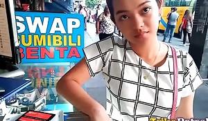 Cute bubble-butt filipina teen with hairless wet crack screwed changeless