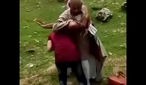 Desi young girls shafting outdoor