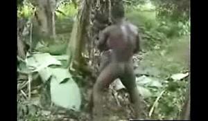 African Abo shagging