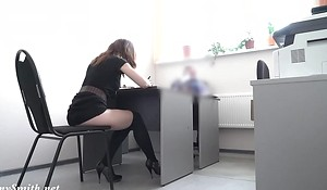 Close by nearly cam provoke job interview