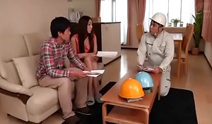 My Wife increased hard by Along to Plumber (Full link: xvideos fnotex videos/notes/820cf4)