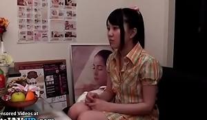 Japanese teen massage swan helter-skelter extremely deviating