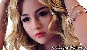Yourdoll Fianc' Blonde ebony sexy beauty