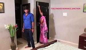 indian beautiful motor coach tempting to her student for romance.......telugu hot shortfilm
