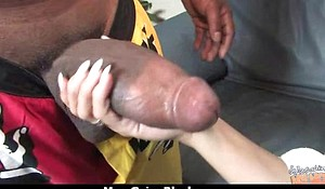Dominate White Mommy Bonking Black Stud 12