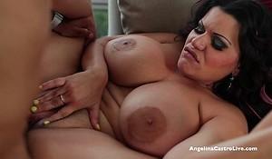 Possessions Me Some Spanish Dick!! Angelina Castro!!