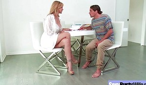 Hard-core Sexual congress Action With Big Boobs Mommy (julia ann) mov-10