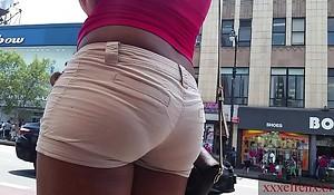 Beautiful and tidbit ass