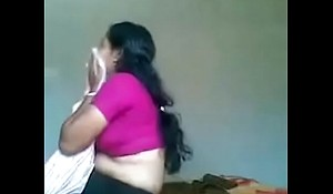 Mallu aunty drilled near the addition of liked FuckClips porn videotape xxx